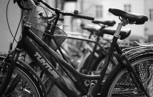Wet bikes