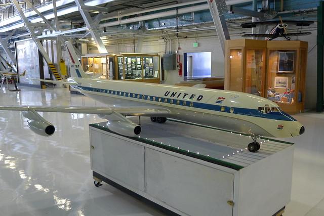 United Douglas DC-8