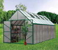 Earthcare Hobby-Greenhouses