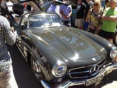 1955 Mercedes Benz Gullwing