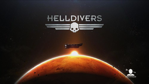 HELLDIVERS PS3 1-Title