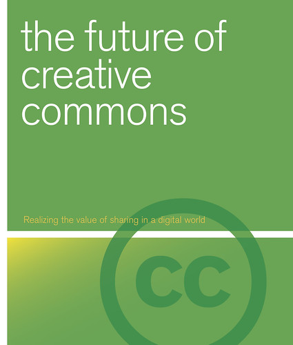 Future of creative commons