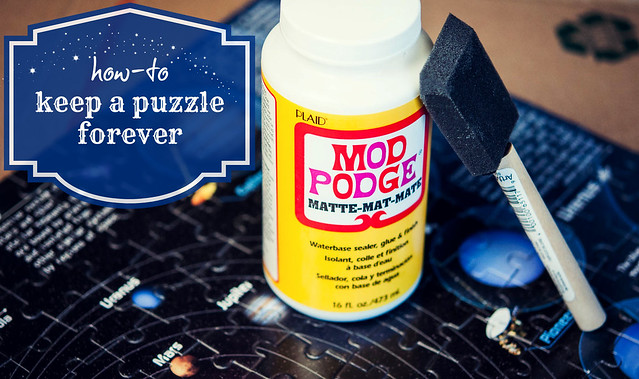 mod podge puzzle frame-a-puzzle in_the_know_mom