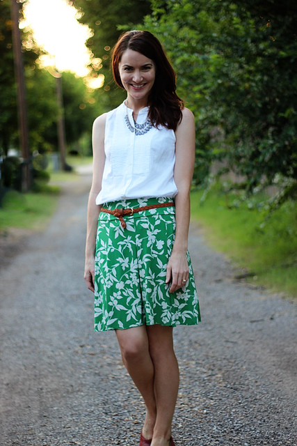 green-skirt,-white-tank-2