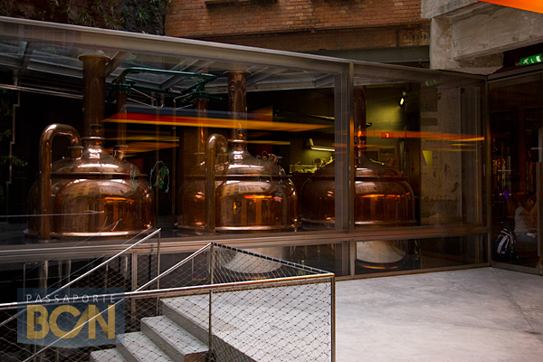 Fábrica Moritz, Barcelona