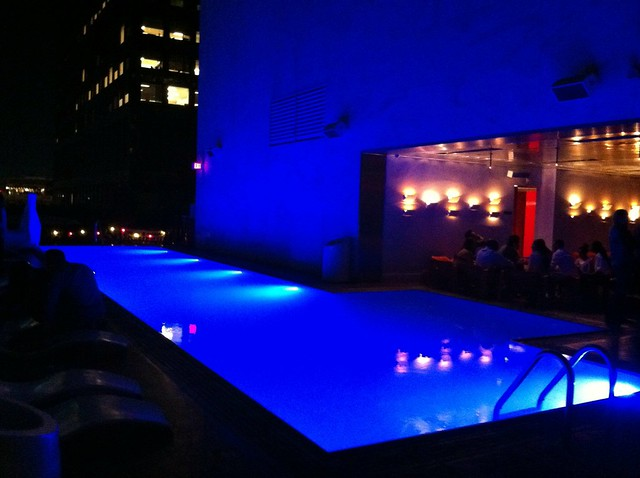 Rooftop Pool Bar : Rooftop pool bar  Flickr - Photo Sharing!