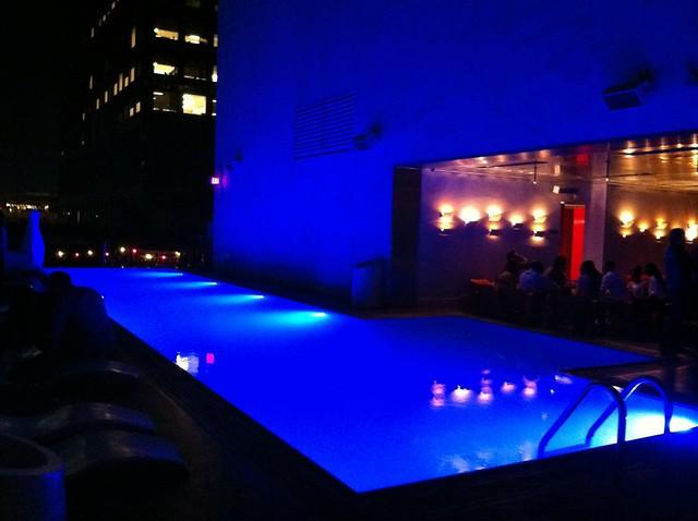 Rooftop pool bar  Flickr - Photo Sharing!