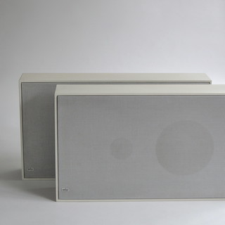 Braun L 46 wall-mountable flat speakers