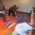 Intermediate Yoga Class 011