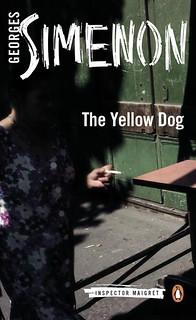 UK: Le Chien jaune, paper + eBook publication (The Yellow Dog)