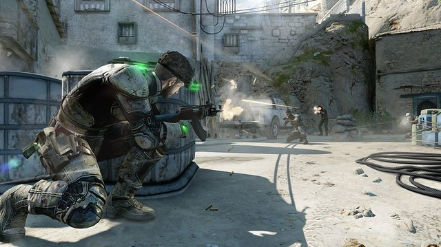 Splinter Cell: Blacklist Review