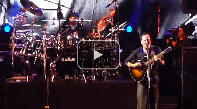'Belly Belly Nice' - The Dave Matthews Band, The Gorge 02 September, 2012.