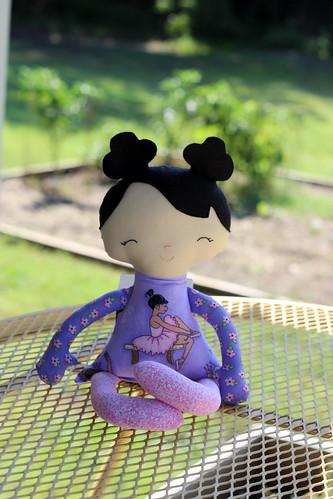 Ballerina Doll 4