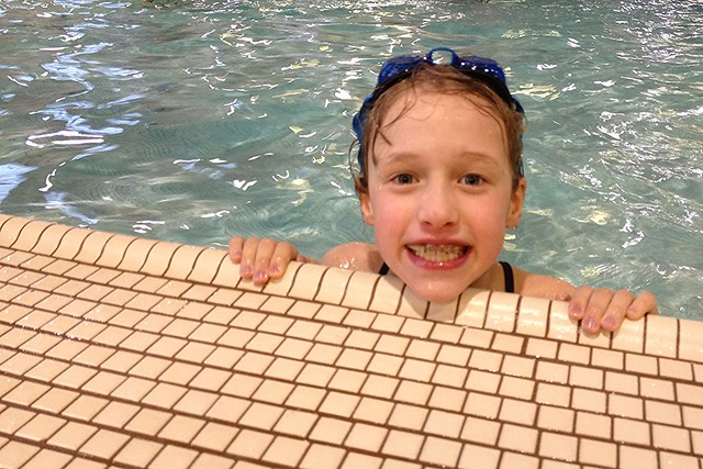 Swimming Lessons (5)