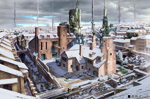 130920 -「梅津泰臣」執導10月份科幻冒險動畫《ガリレイドンナ》(Galileidonna 伽利萊女神)公布完整聲優、製作群&二支預告片! 2 FINAL