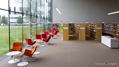 Seinäjoki Library, by Alvar Aalto