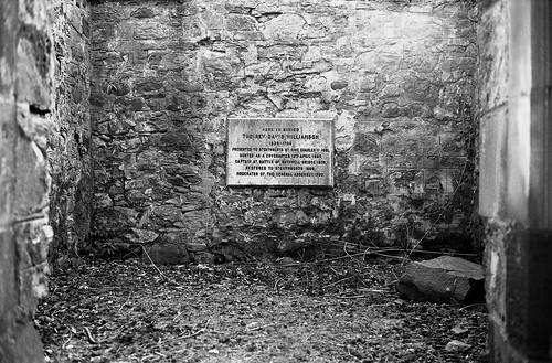 "Image titled ""Graveyard, St Cuthburt's Church, Edinburgh."""