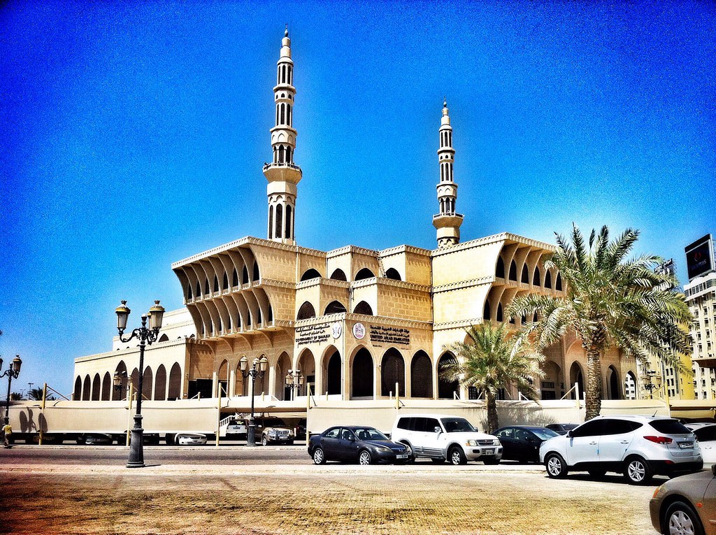 Sharjah Mega Mall United Arab Emirates Tripcarta