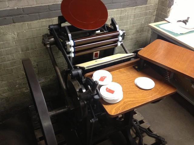 First Print Job