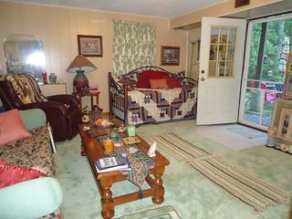Harmonizing Health Retreat - guest room