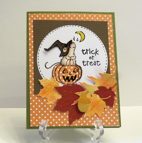 Spooktacular Halloween Critters by judkajudy