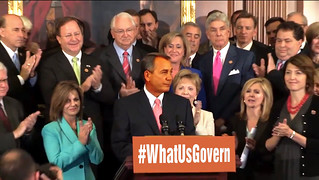House GOP #WhatUsGovern