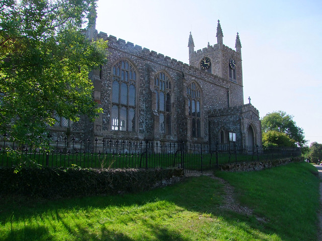 Weasenham St Peter