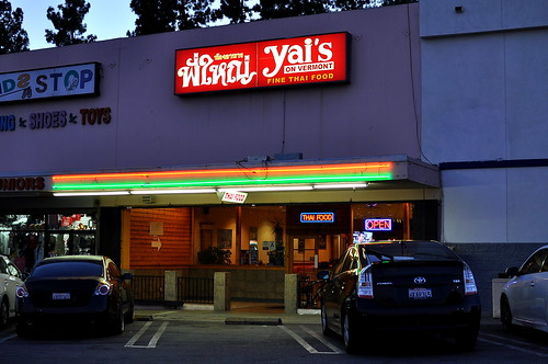 Yai's On Vermont - Hollywood