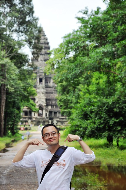 Angkor Wat, Siem Reap 2013