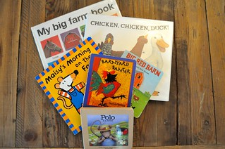 Farm Books Toddlers
