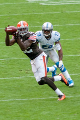 Josh Gordon catch