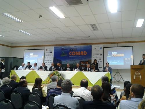 XXIII Conird – Congresso Nacional de Irrigação e Drenagem