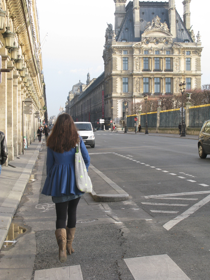 9a24 Louvre Maillol Touilleries Rivoli calle varios036 variante Uti 415
