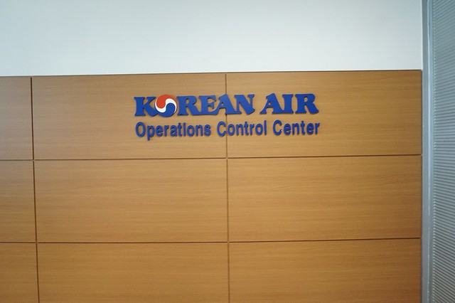 Korean Air Building - Korea - Aviation Facility Tour - asian on air blogger-014