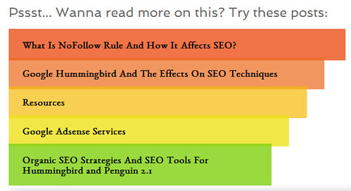 Using the right related post plugins can help reduce bounce rate