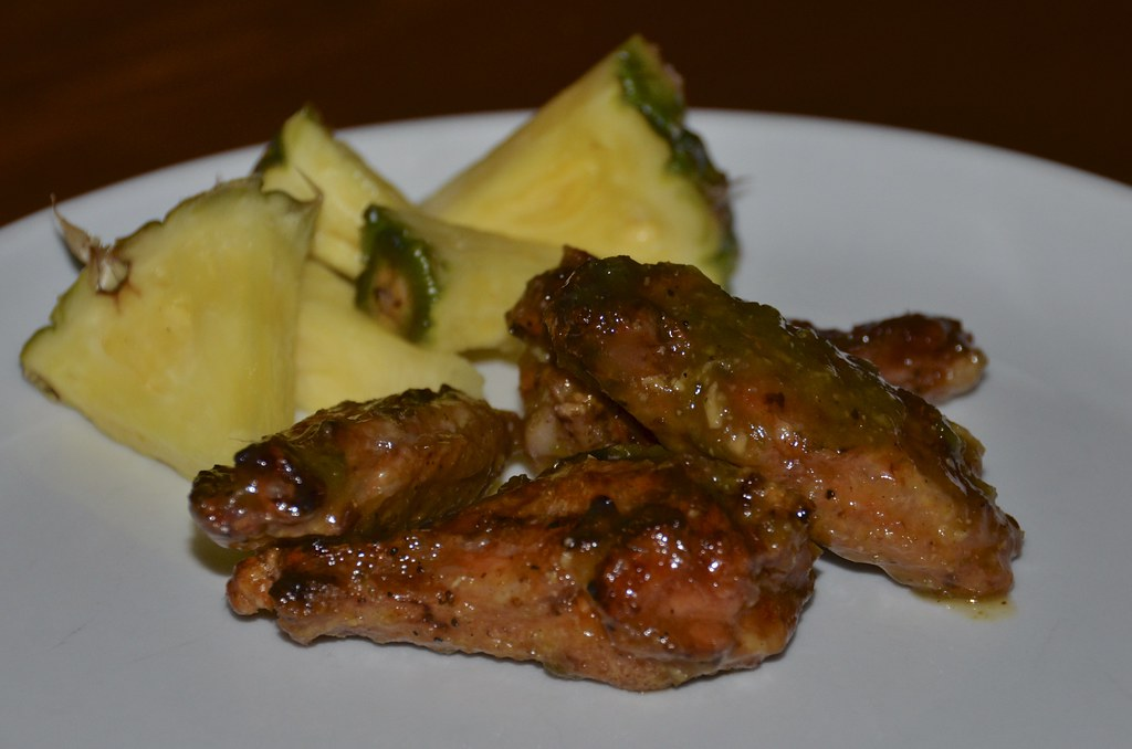 Jalamango Lime Wings