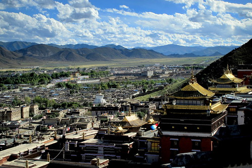 china buddhist religion culture buddhism tibet monastery tibetan cultural shigatse tibetanbuddhism tibetanbuddhist tashilhunpomonastery 5photosaday tashilhunpo xigaze xigazê peterch51 flickrtravelaward