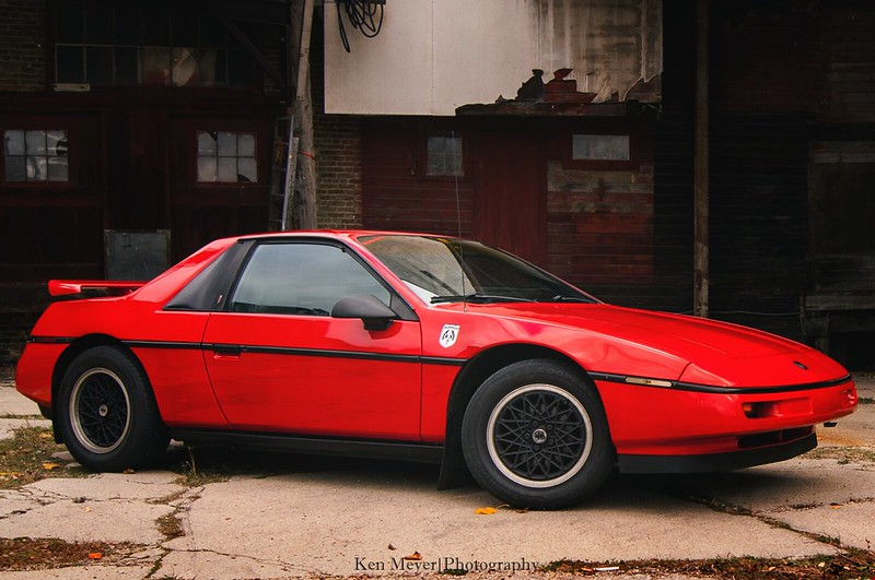 Ken S 1988 Pontiac Fiero Formula Laura Turboduck Forum