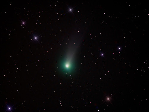 Comet Lovejoy - 13th Nov 2013 by Mick Hyde