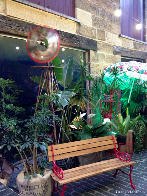Gumtree Garden - Sydney pop up bar