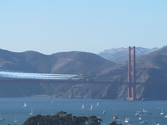 Blue Angels and the GGB