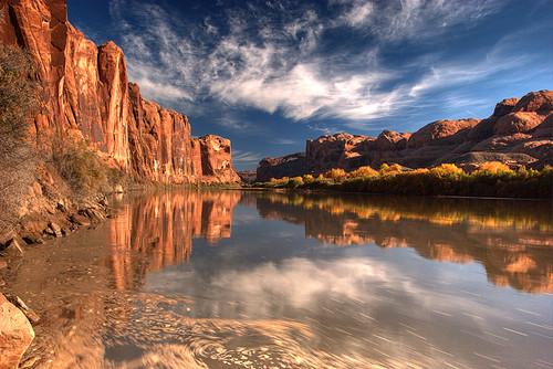 usa river utah ut canyon coloradoriver