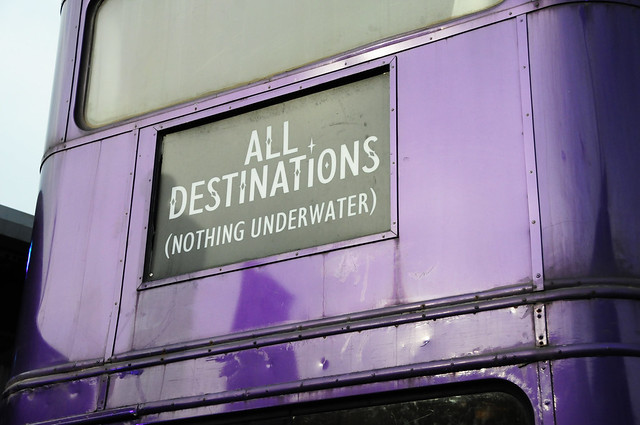 Harry Potter - The Knight Bus