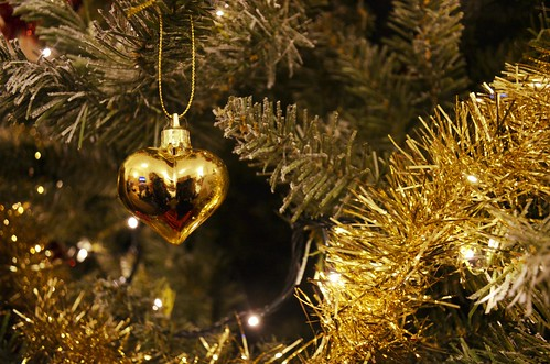 I heart Christmas by PhotoPuddle