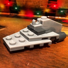 December 9 #lego #starwars #advent