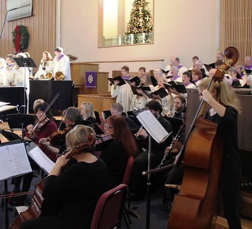 - Christmas Music Festival 2013, Knollwood Baptist Church -