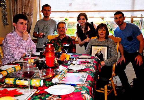 Family at Christmas!