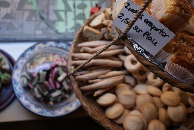 Pâtisseries arabes à Lyon