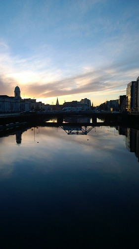 Evening in Cork by despod