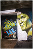 Bruce Lee Grafitti